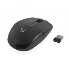Ewent Wireless mouse 3222 black / muis