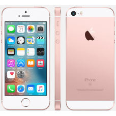 iPhone SE / 4'' / Rose-Gold / 16GB / iOS 11 / Refurbished Gold