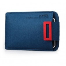 Natec Tablet Sleeve 10Inch / Navy-Red