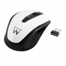 Ewent Wireless mouse white 1600dpi