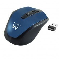 Ewent Wireless mouse blue 1600dpi