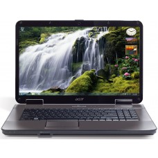 Acer Aspire 7715Z / 17.3'' / Pentium T4400 / 3GB / 160GB / DVD-RW / USB DEFECT / Windows 10 / 2e Kans