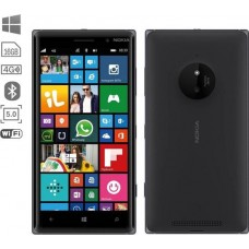 Nokia Lumia 830 Windows Phone / 5'' / 16GB / Zwart / 2e Kans