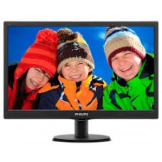 LCD Philips 18.5Inch Monitor / LED / 5MS / VGA