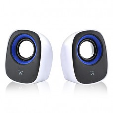 Ewent Speaker set 2.0 USB powered Black/White