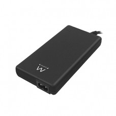 Ewent Notebook charger Slim Home 90Watt, USB port 2A