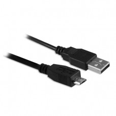 Ewent Micro USB Connection Cable 0.9 Meter