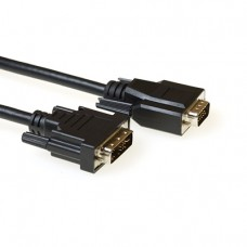 Ewent Connection Cable VGA male - VGA male / D-Sub / 1.8 Meter