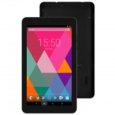MP Man MPQC716 / 7'' Tablet / Quad Core / 1GB / 8GB / MicroSD kaartlezer / Bluetooth / Android 5.1 / NIEUW
