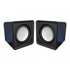 Platinet Omega RET. Speakerset 2.0  BLACK