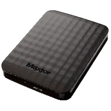 Maxtor Ext. HDD / 500GB / USB 3.0 / 2.5Inch / Zwart